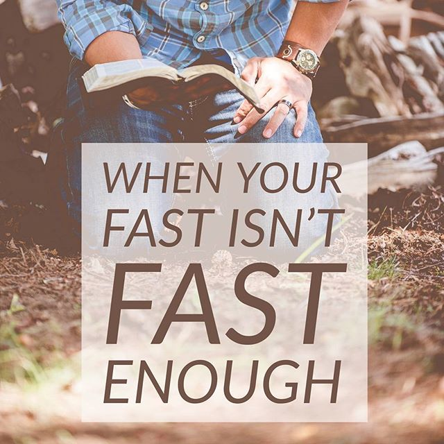 💥💥💥💥NEW BLOG POST!💥💥💥 WHEN YOUR FAST ISN'T FAST ENOUGH 💥💥💥LINK IN BIO💥💥💥