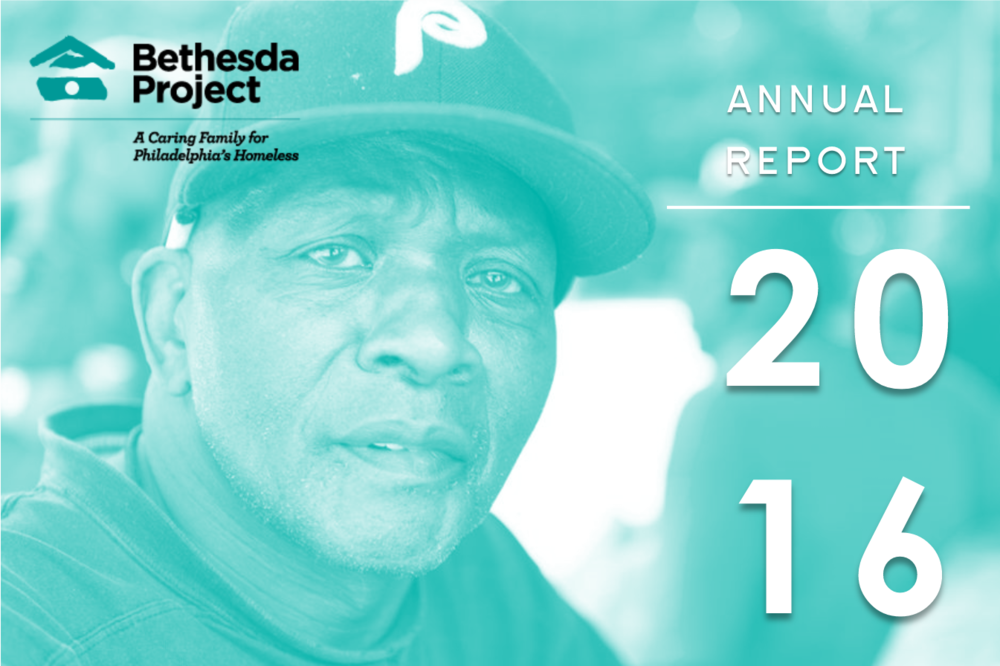 Click to view Bethesda Project's 2016 Annual Report