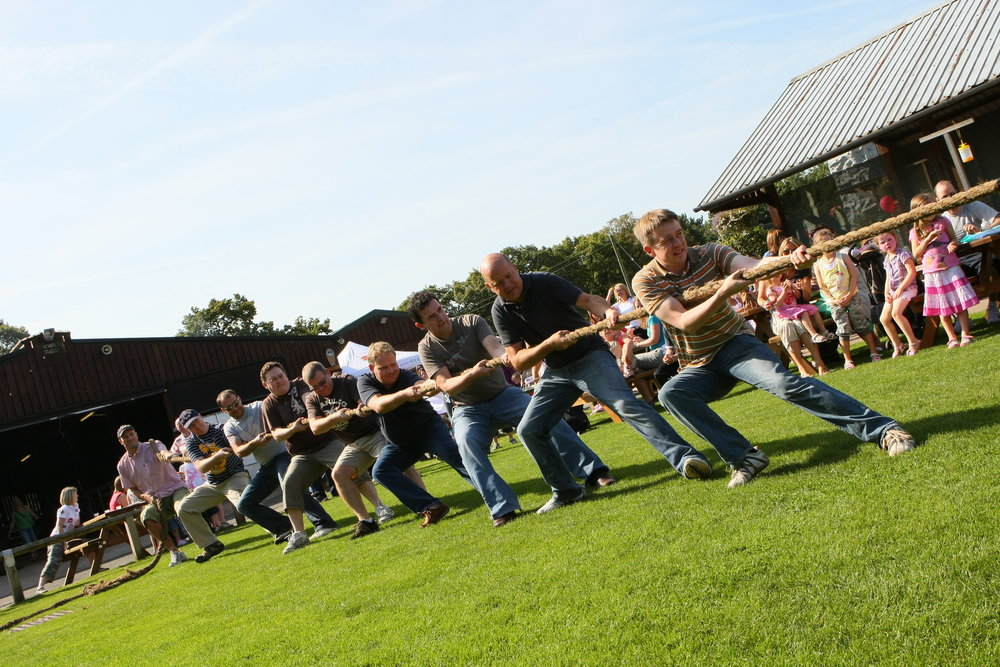 Tug of war - dwf - petting zoo.JPG