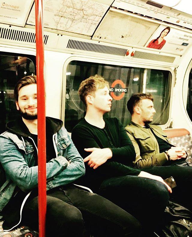 When I get to Warwick Avenue... #tube #london #manchestermusic #latenights
