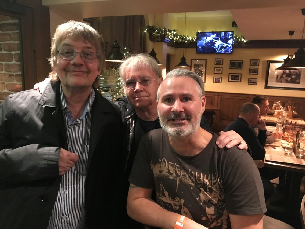 Stret Meets Deep Purple in Helsinki, Finland