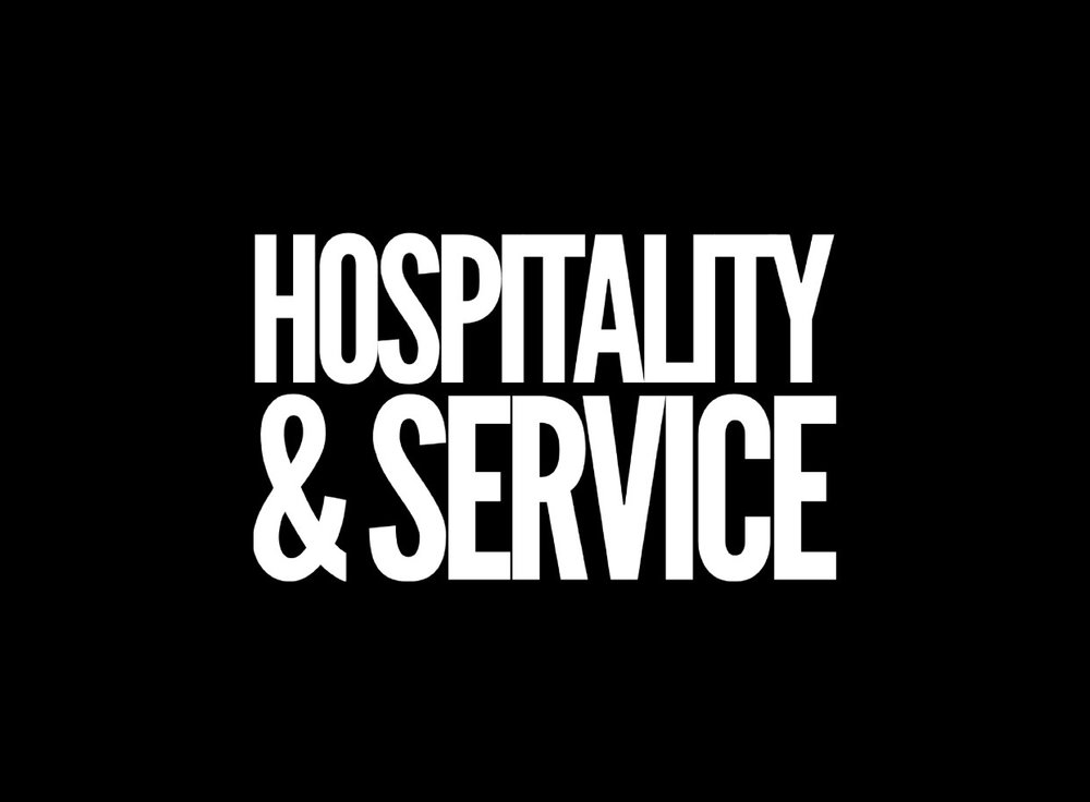 HOSPITALITY & SERVICE