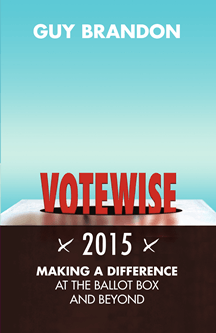 <b>Spring 2015</b> <br><u>Votewise 2015</u> by Gary Brandon