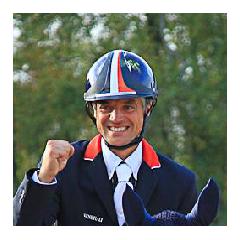 Karim Laghouag, French Eventing Gold Medalist & HorseCom Professional Rider