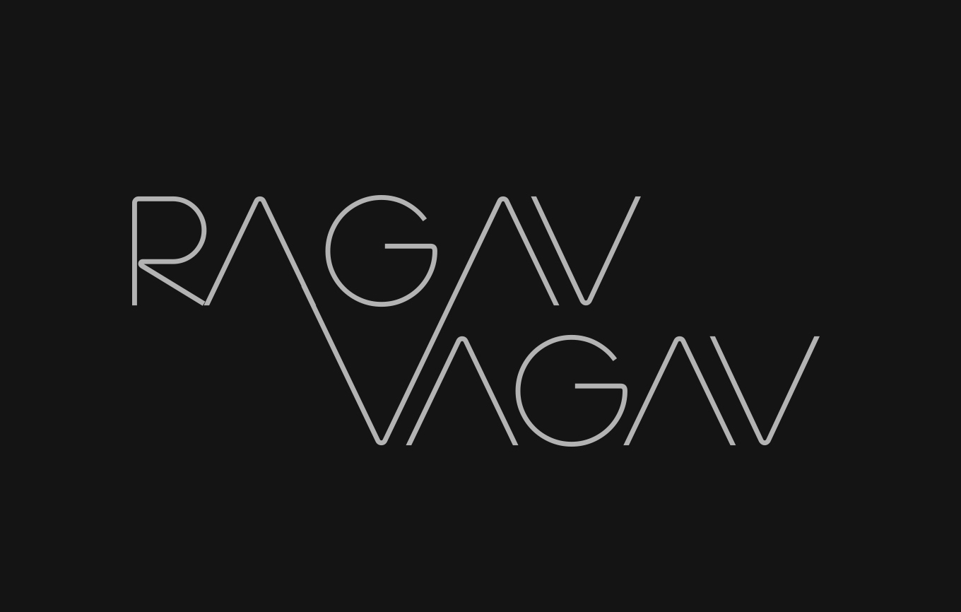 Ragav-vagav   Commercial Work