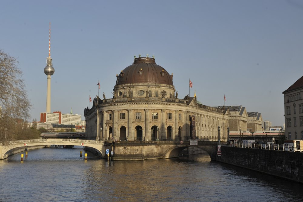 Berlin Museumsinsel (Image Credit:Bernd Wannenmacher)