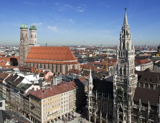 Marienplatz, Munich (Image Credit: LMU Munich)