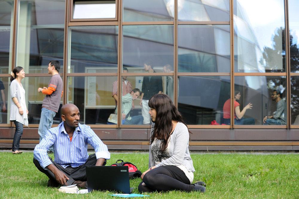 Freie Universität (Image Credit: Peter Himsel)