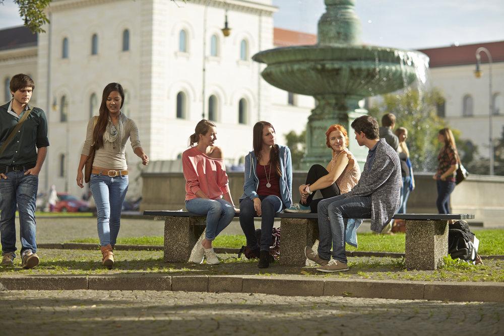 LMU Campus (Image Credit: LMU)
