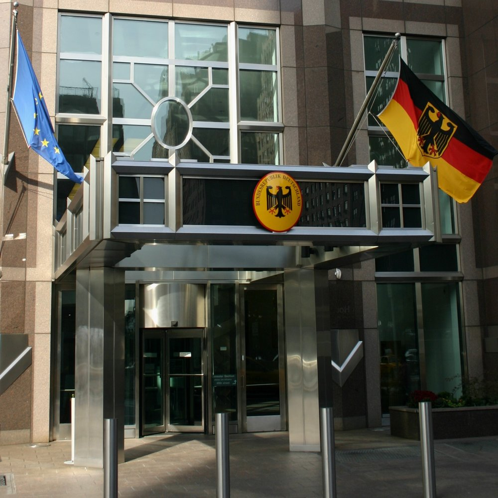 The German House in New York  (Image Credit: German University Alliance)