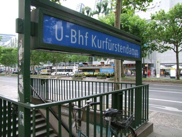 Kurfürstendamm U-Bahnhof