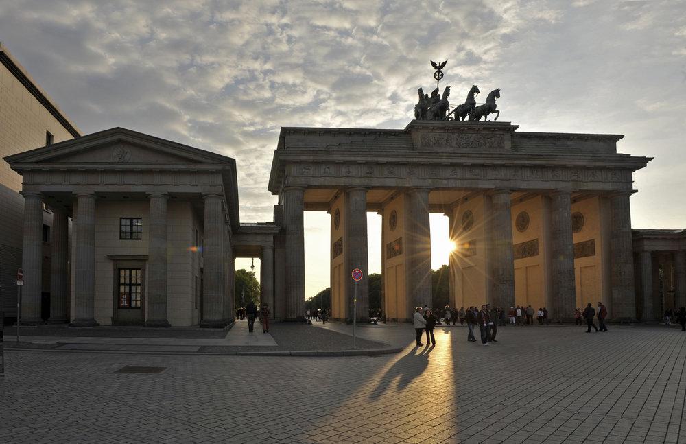 Berlin Brandenburger Tor (Image Credit:Bernd Wannenmacher)
