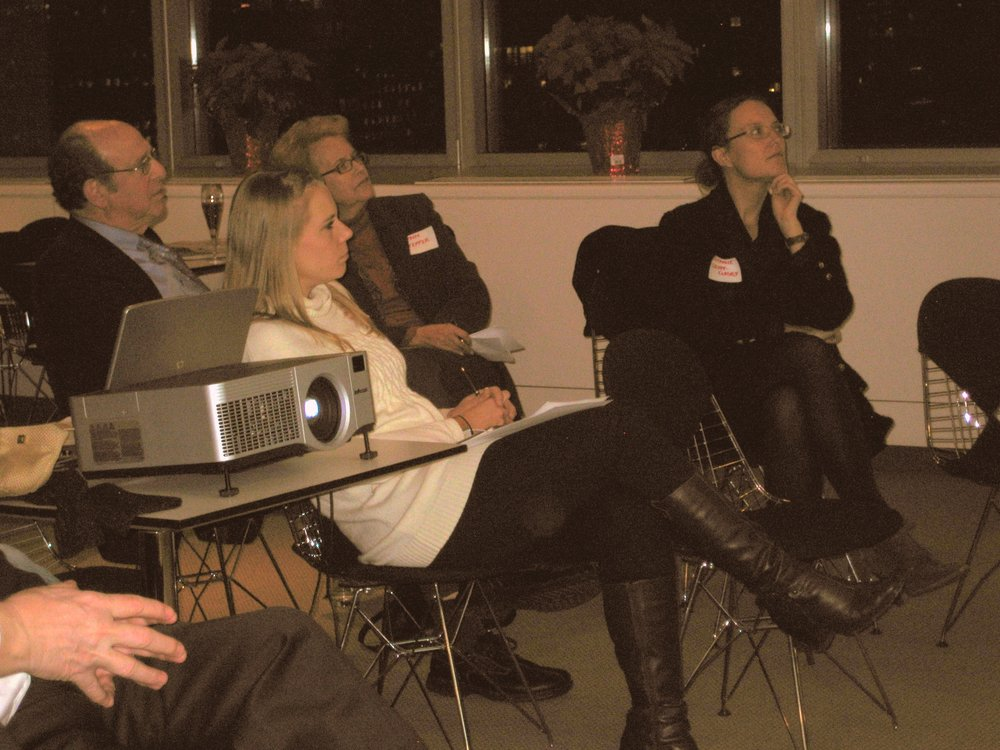 """December 2010 """"Why Politics Isn't Working?"""" Alumni Connect Event"""
