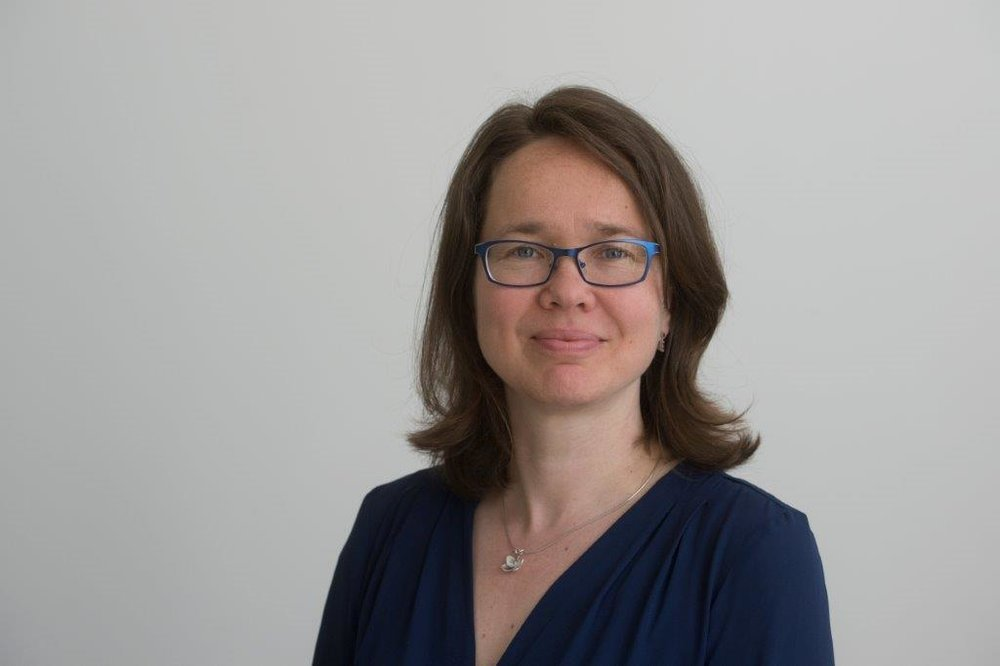 Dr. Katja Simons (Image Credit: Bernd Wannenmacher)