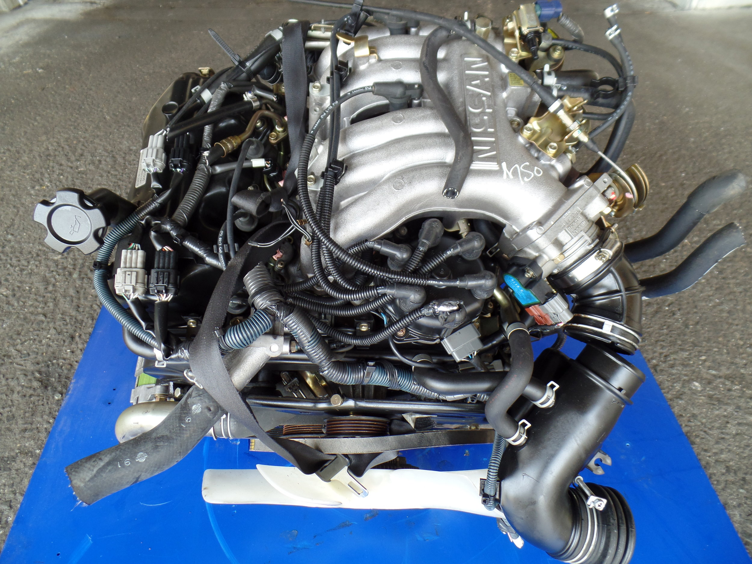 ?format=1500w nissan pathfinder 1996 to 2000 vg33e 3 3l v6 jdm engine zone Chevy Engine Wiring Harness at metegol.co