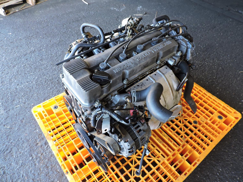 Nissan Altima - 1993 to 2001 - KA24DE 2 4L FWD Engine — JDM Engines New  Jersey