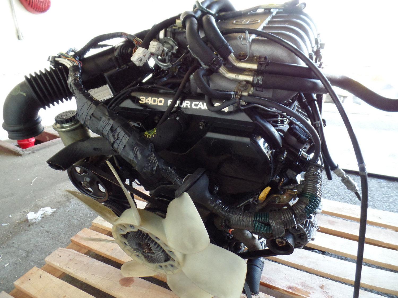 1995 to 1998 TOYOTA T100 - 5VZ-FE 3 4L V6