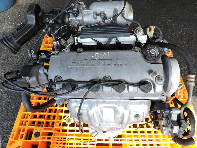 Honda Civic - 1996 to 2000 - D15B SOHC Dual-VTEC (3-Stage) — JDM ...