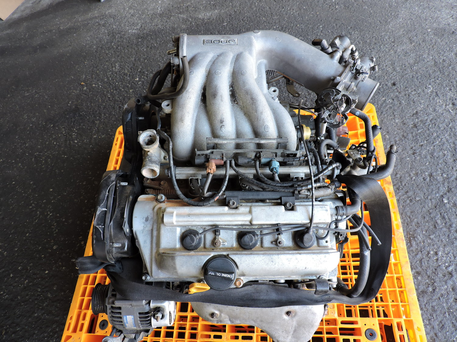 Toyota Camry - 1992 to 1993 - 3VZ-FE 3 0L FWD V6 — JDM Engines New Jersey