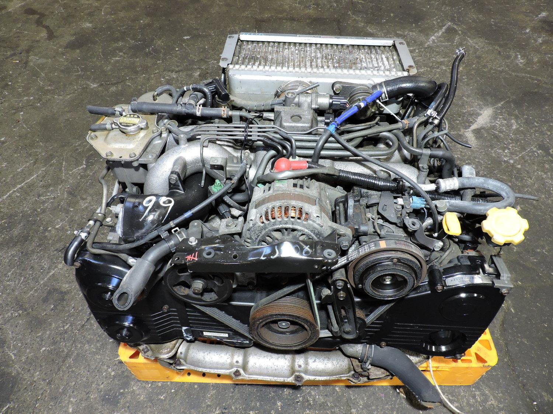 Subaru Legacy B4 - 1999 to 2001 - EJ206DXBKE 2 0L Turbo Boxer STI Swap —  JDM Engines New Jersey