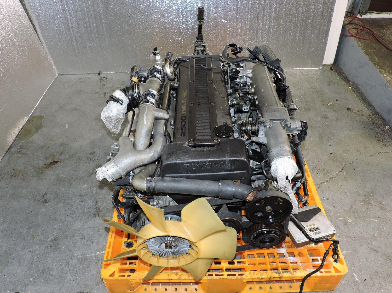 Toyota 1JZ-GTE 2 5L Turbo R154 Manual Full Swap — JDM Engines New Jersey