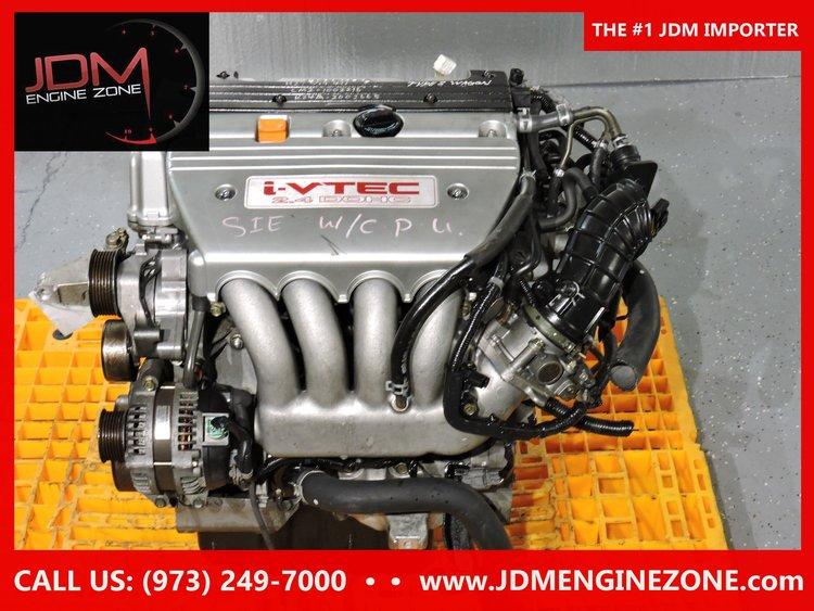 ACURA TSX L DOHC CYLINDER IVTEC ENGINE JDM KA - 2007 acura tsx engine
