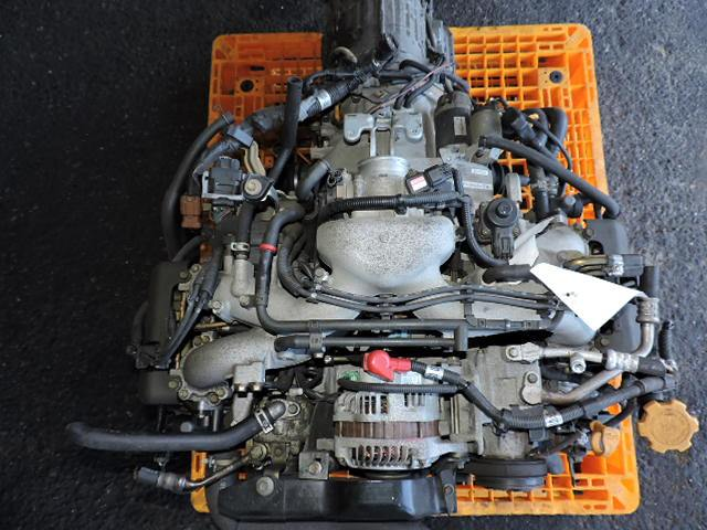 Subaru (1999-2005) EJ25 2 5L SOHC Non-turbo Engine