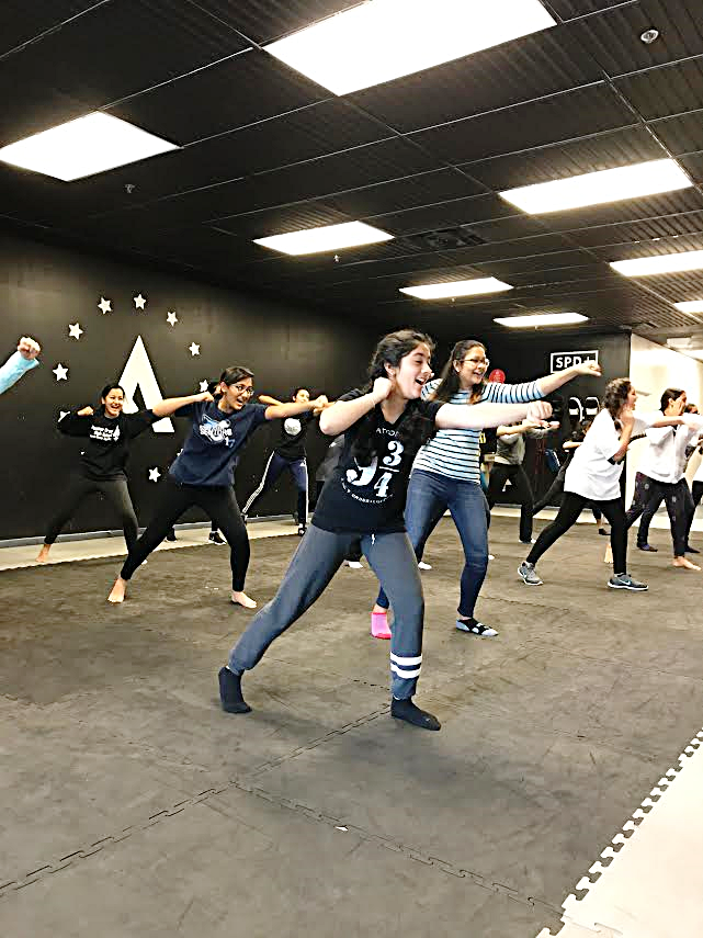 Self Defense Teen Workshop 2017
