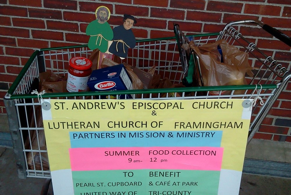 Summer Food Collection, July 2017