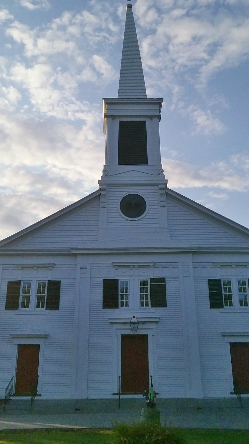 1st Congregational Church, Milton, MA
