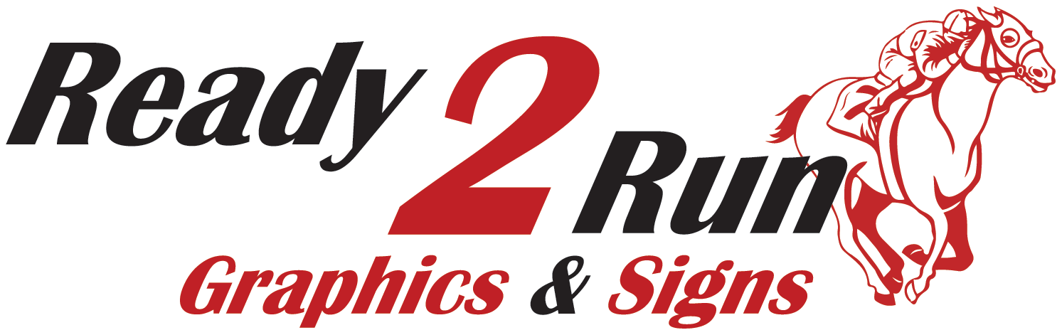 Ready 2 Run Graphics & Signs