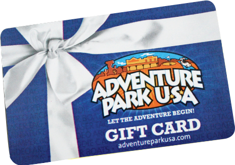 Adventure Park USA Gift Cards