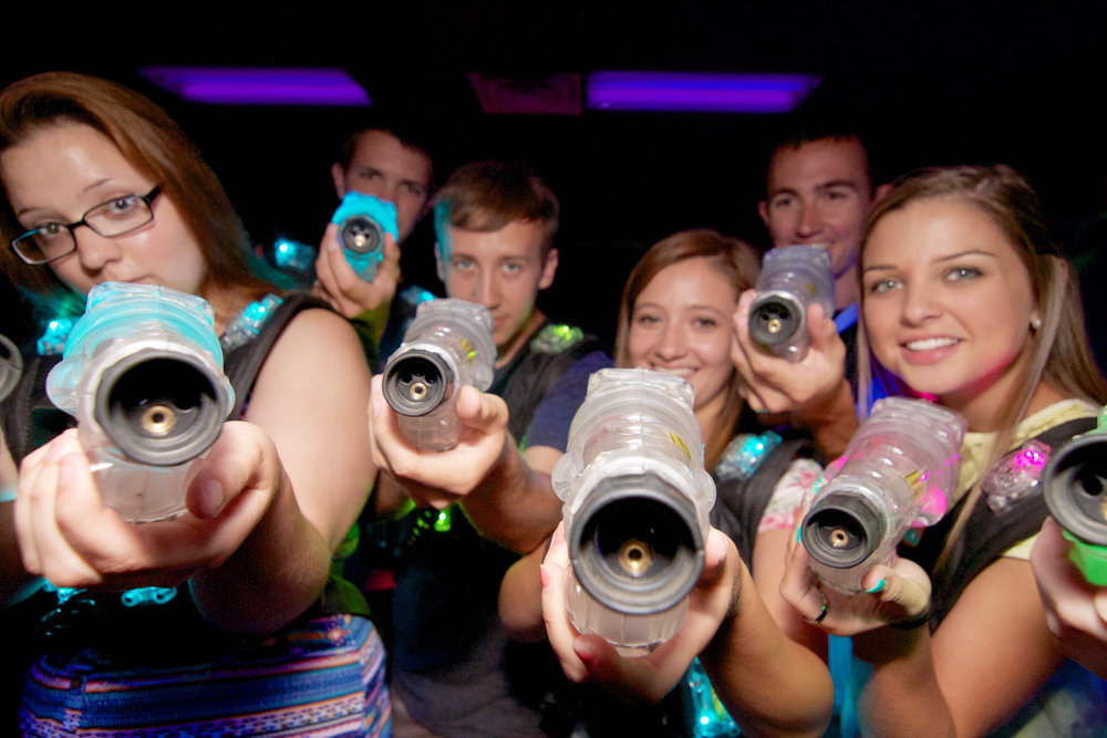 When you step into our West World Laser Tag, you transcend time all the way back to 1876. We use state of the art Nexus Generation Laser Tag Equipment that will keep you and your friends coming back again and again.