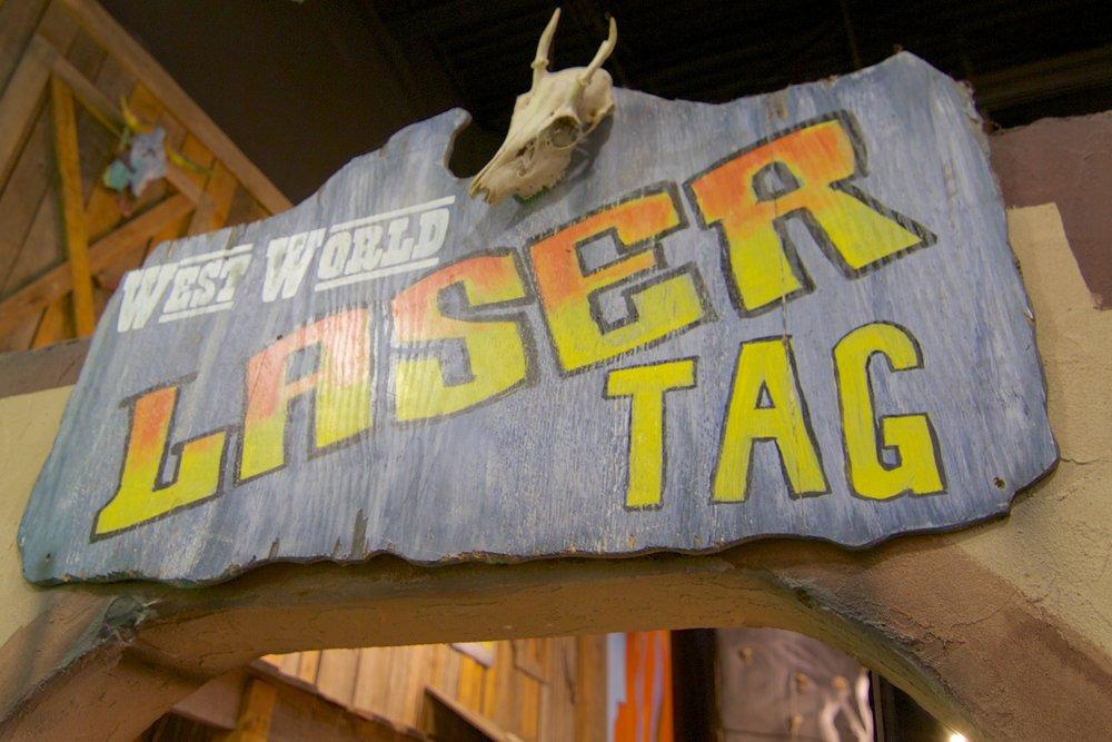adventure park usa laser tag