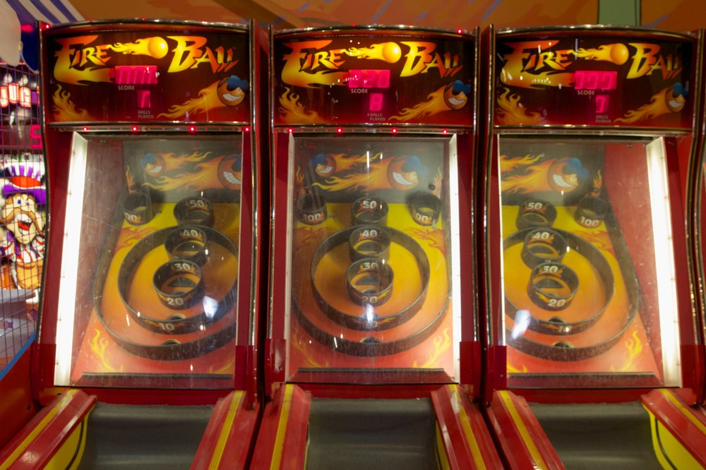 adventure park usa arcade games