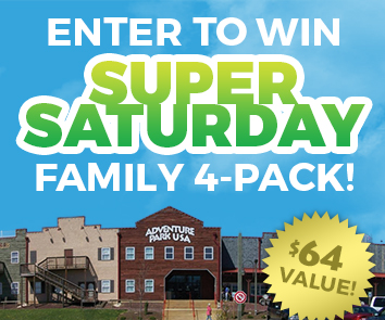 APUSA Super Saturday Giveaway