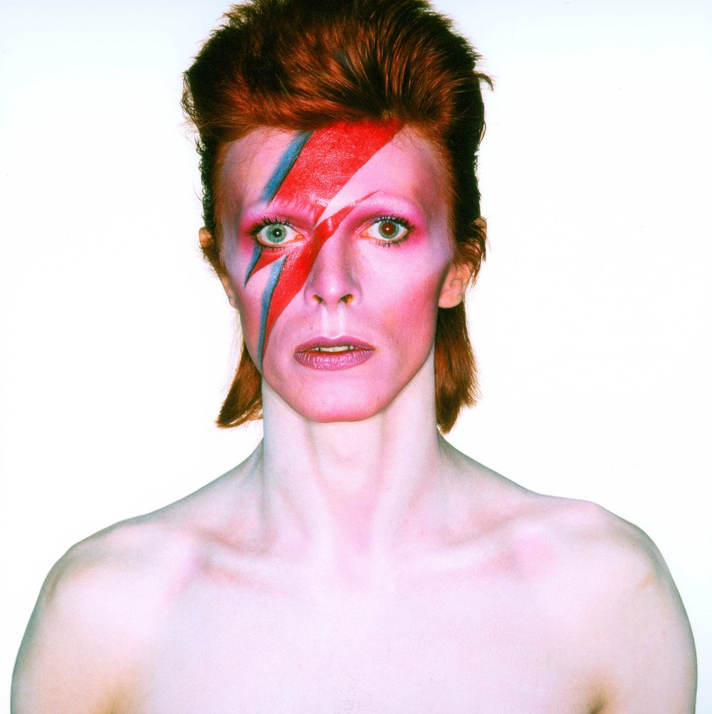 Aladdin Sane 1973 (c) Brian Duffy - Duffy Archive and The David Bowie Archive