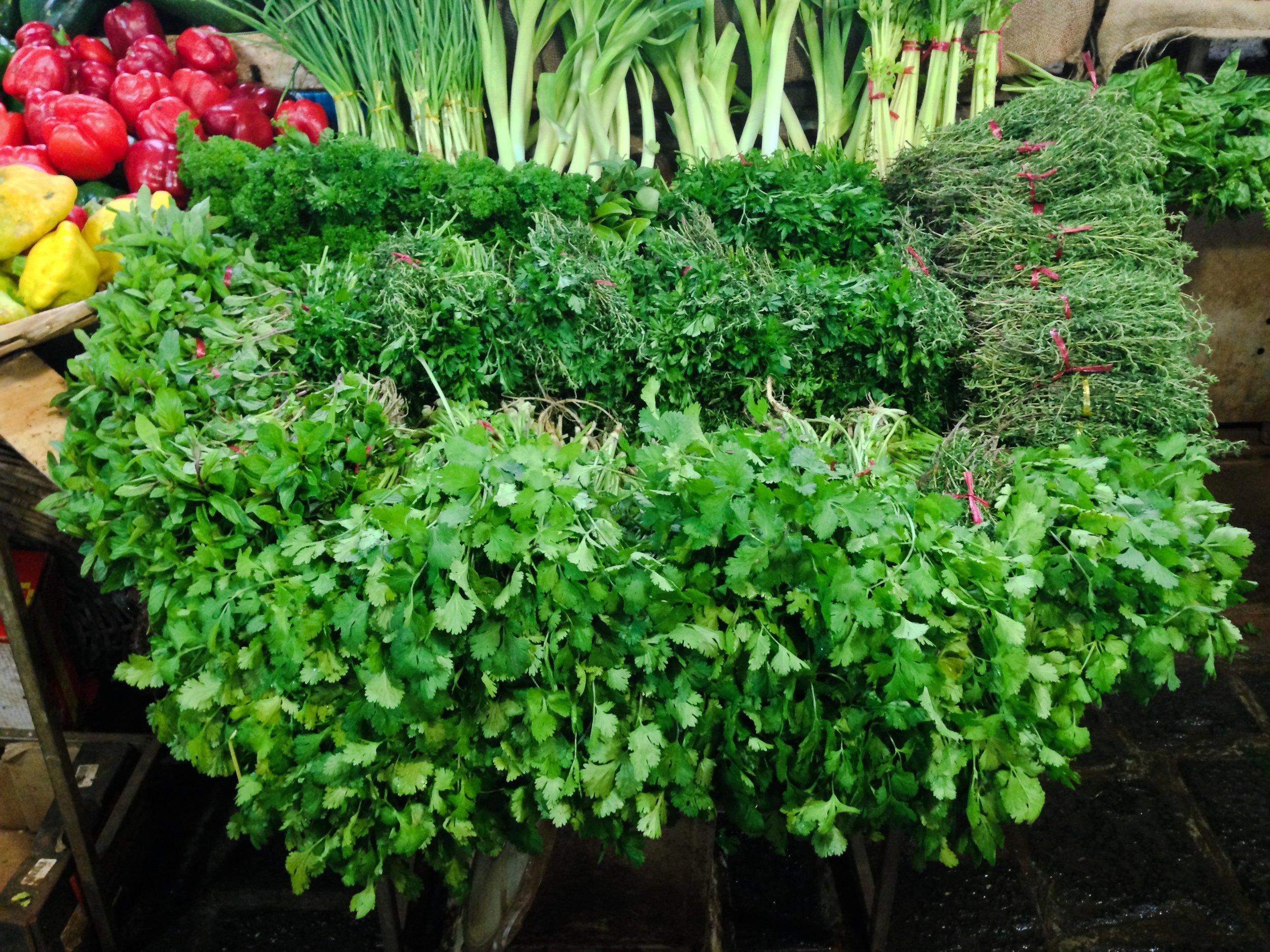 market green