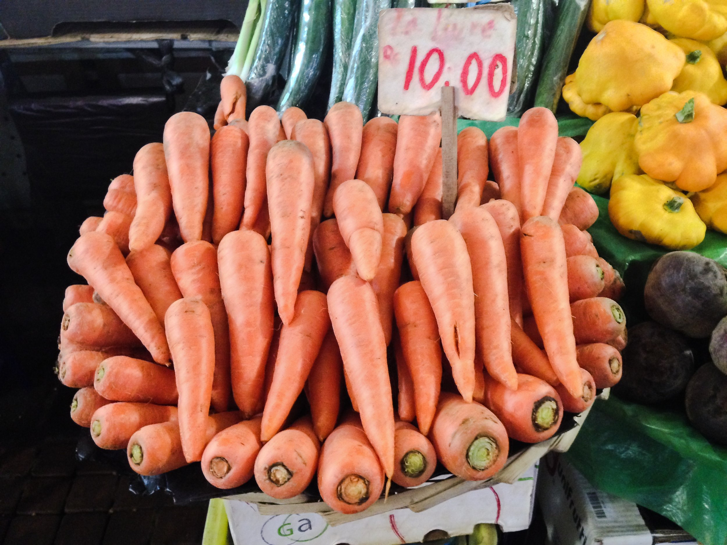 market orange