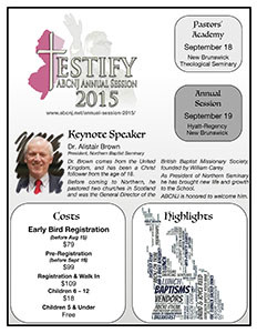 AS2015 Testify Flyer