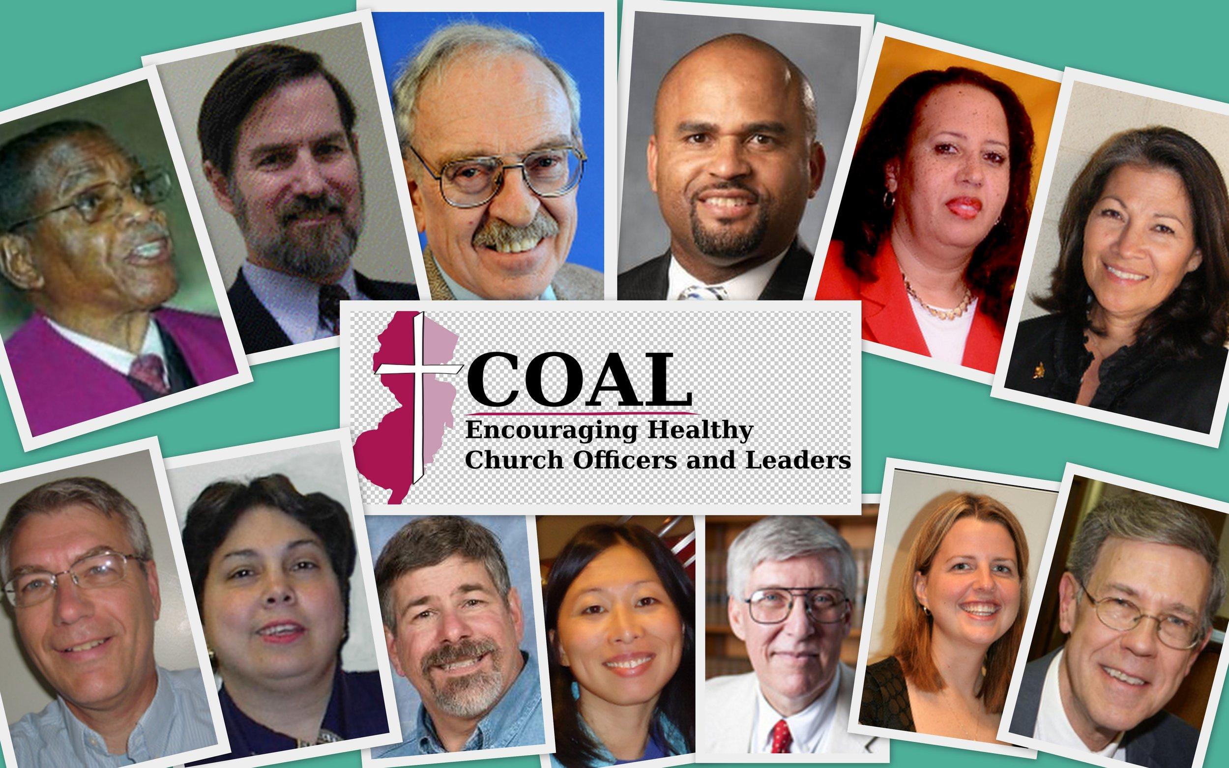 COAL 2012 Logo