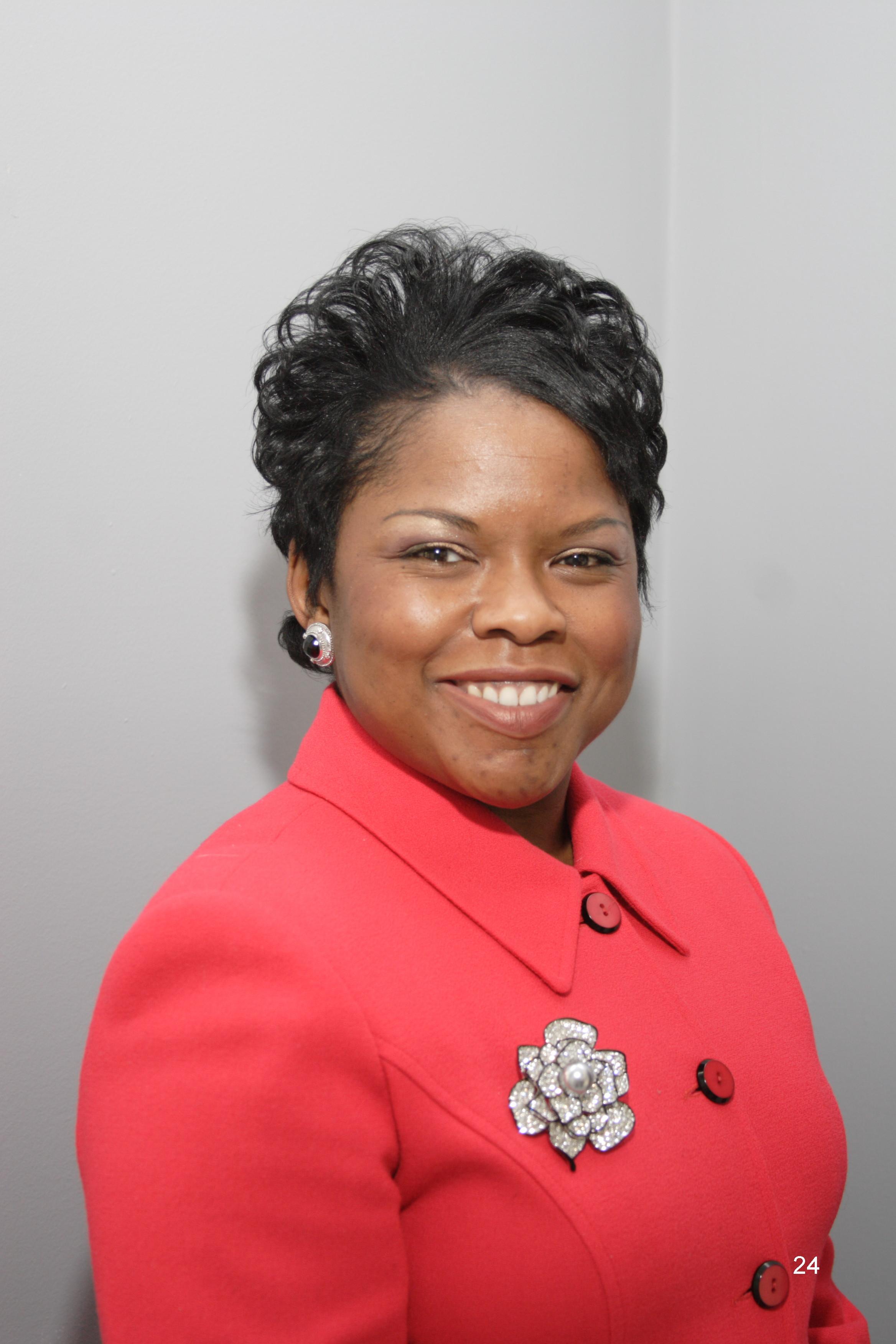 Rev. Marella Holmes