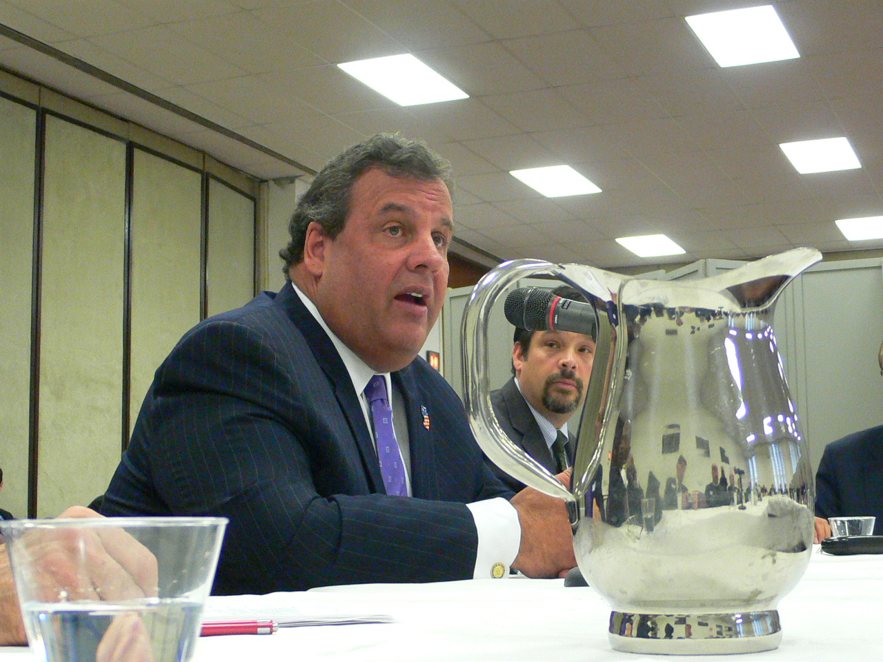 2013-12-03 Christie Meeting 3