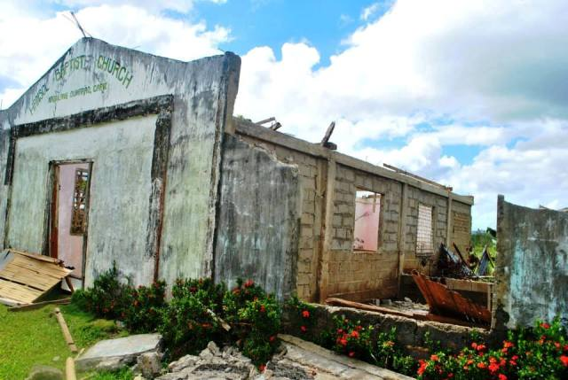 Typhoon Haiyan Damage 1