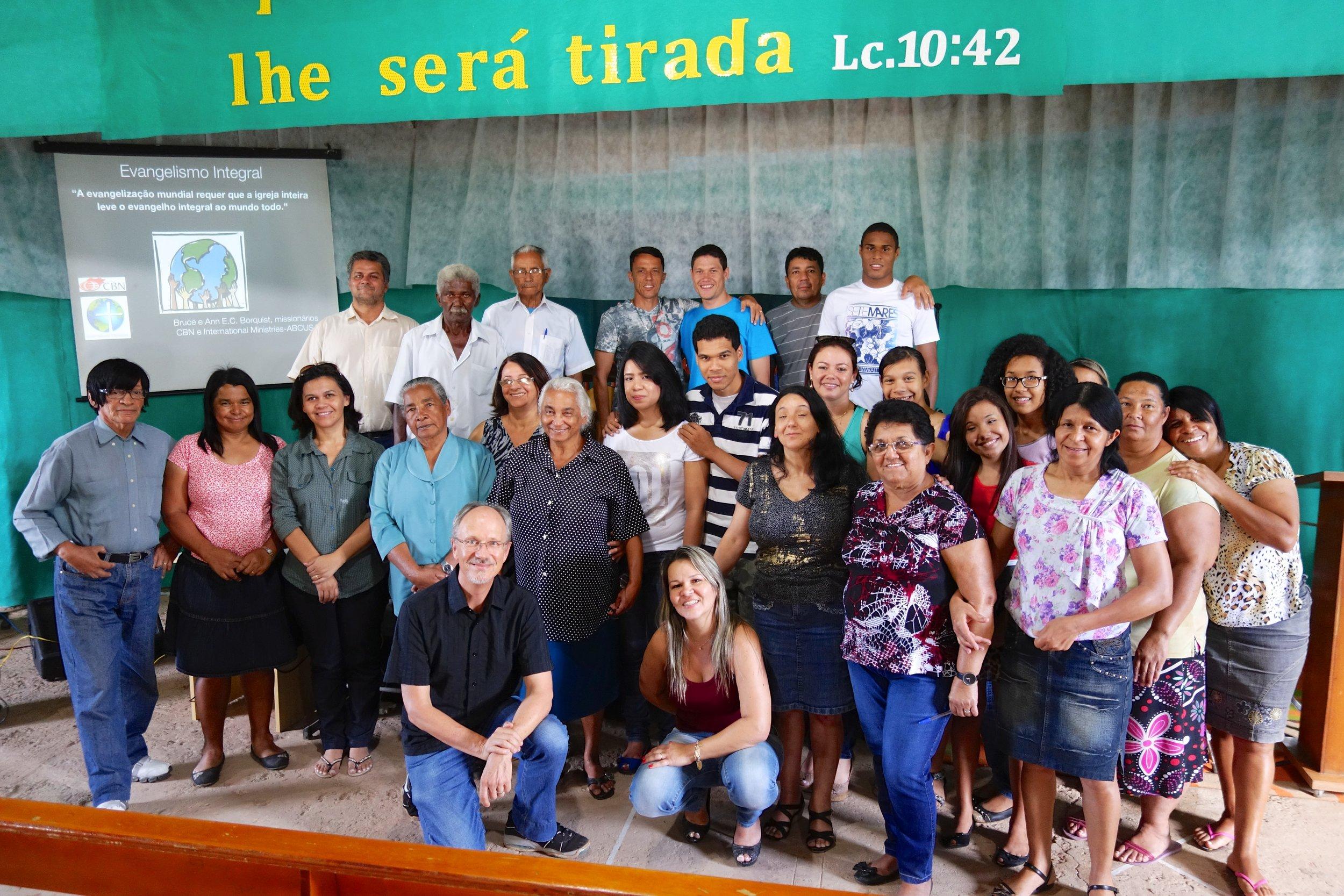 2014-02-01, Planaltina-DF, IBN Nova Jerusalem, Evangelismo Integral, Participantes 2