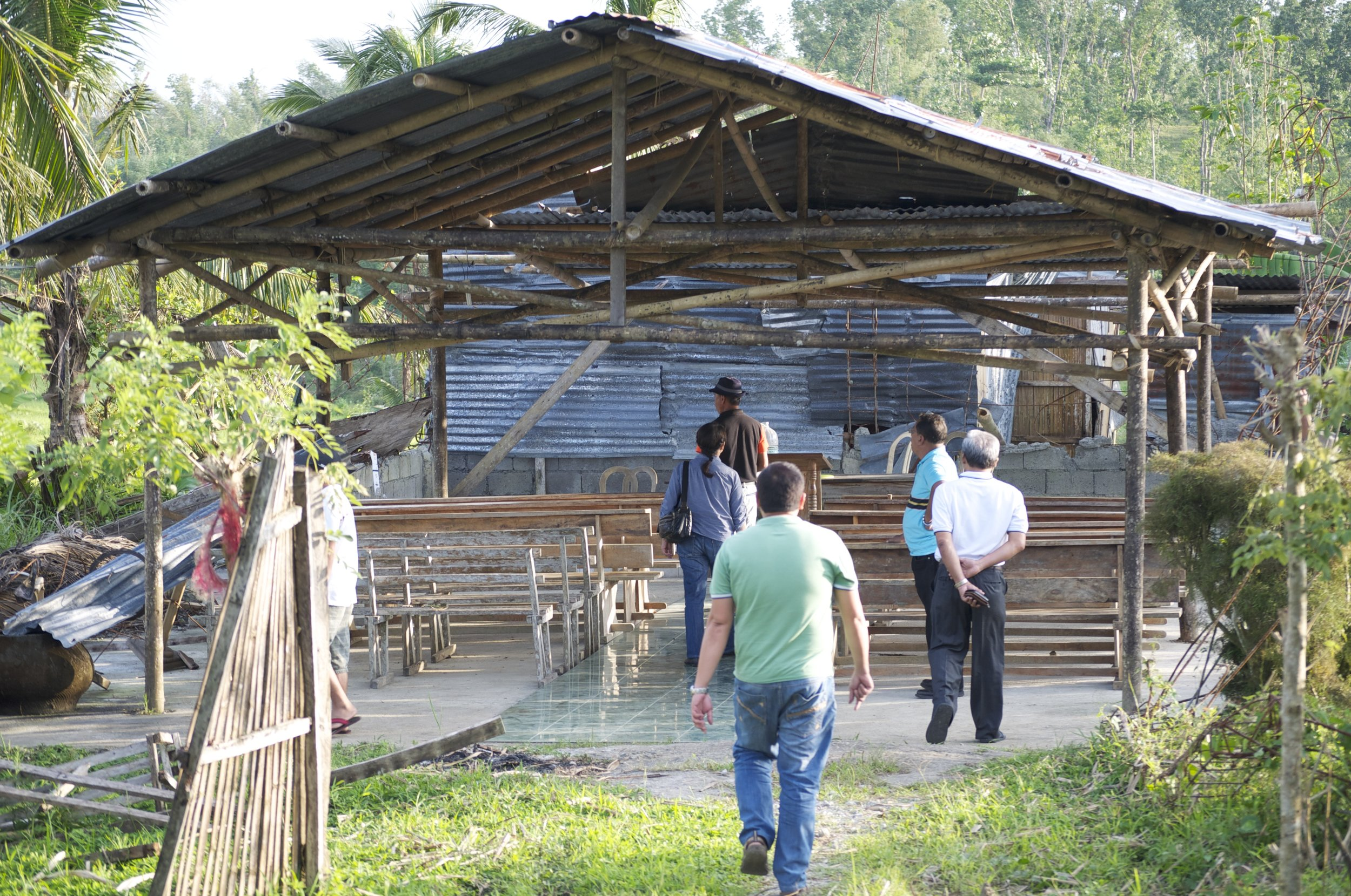 Community Baptist Church, Bingawan, Iloilo Province