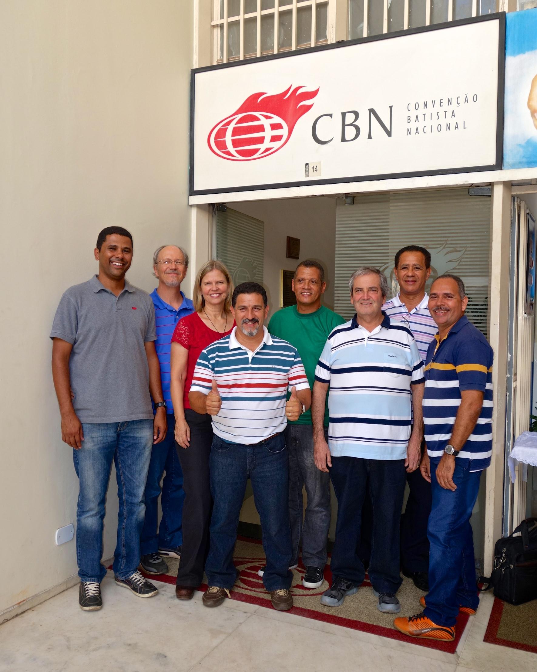 The Baptist Men's Ministry  Task Force
