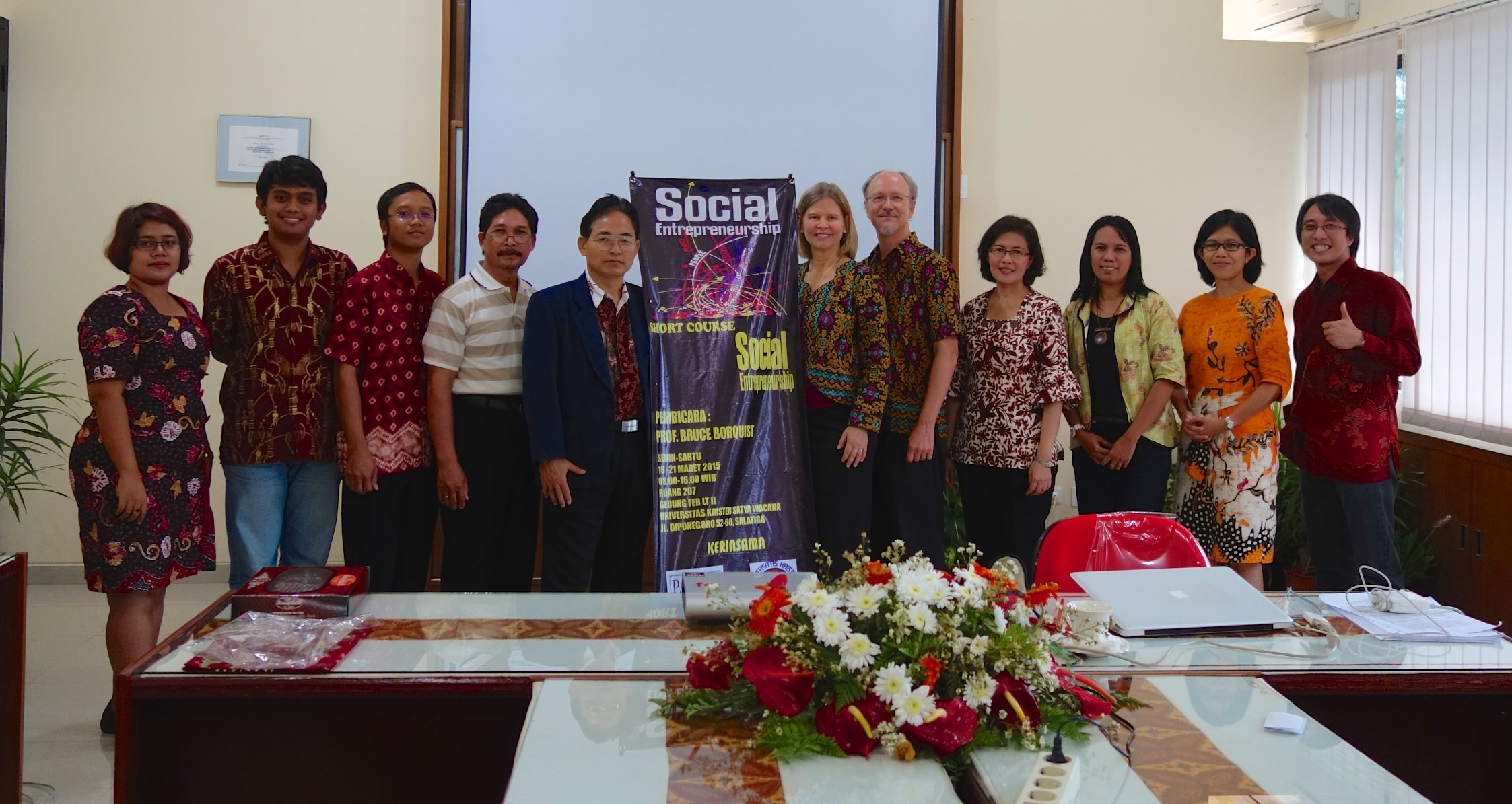 Christian Social Entrepreneurship: finding innovative ways to address pressing social problems based on Kingdom values