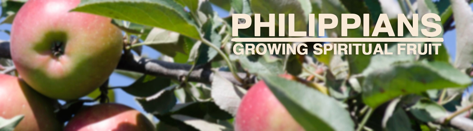 Philippians – Growing Spiritual Fruit