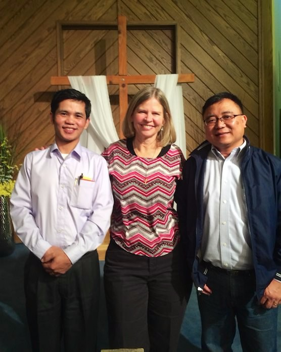"Burmese pastors serving in Nebraska - yet one more example of ""mission from everywhere to everyone"""
